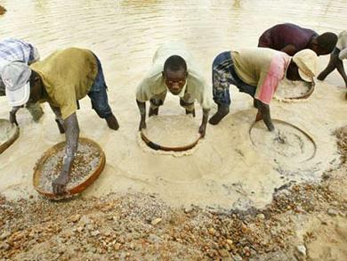 African Diamond Mines